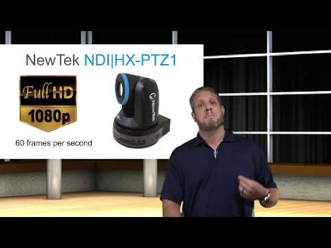 how to connect a ndi camera to zoom