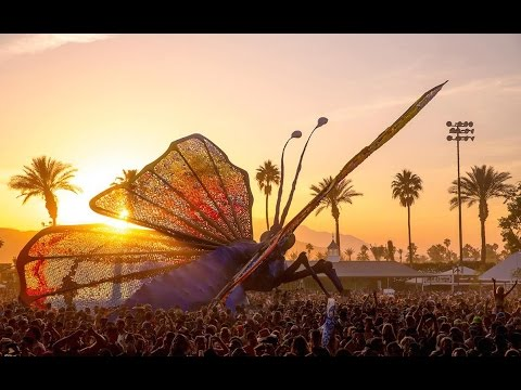 Cure Festival FOMO and watch Coachella Exclusively on YouTube - tune in to watch live April 15-17