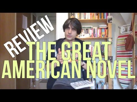 The Great American Novel by Philip Roth REVIEW