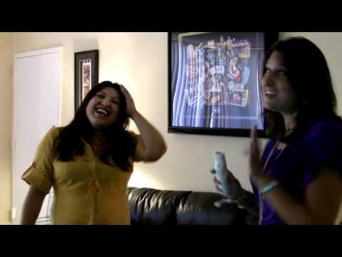 Wii with the Stars: Elizabeth De Razzo Maria, 'Eastbound & Down'