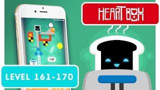 Official Heart Box Walkthrough Level 161-170