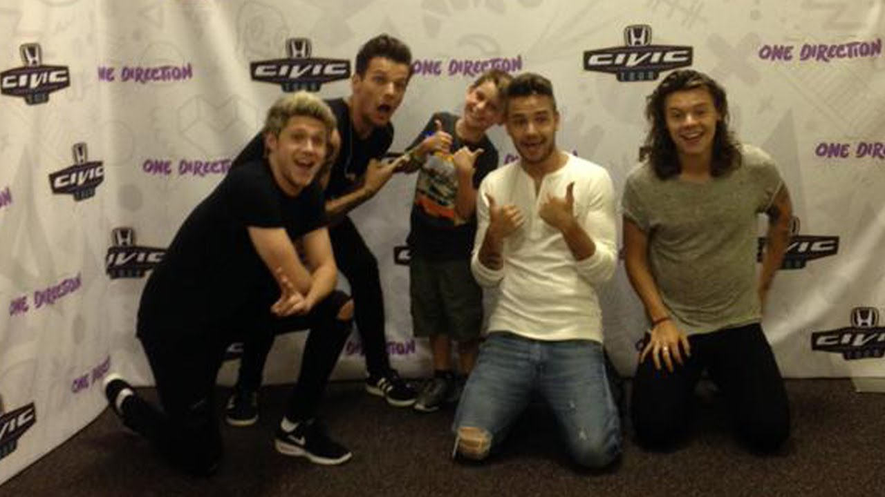 One direction learn to whipnae nae from adorable kid youtube m4hsunfo
