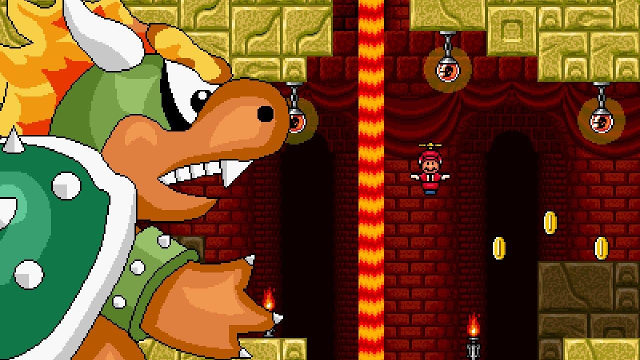 Super Mario Bros  X (SMBX) - The Final Boss Battle | 300 SUBS