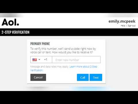 Security Tips For AOL Mail