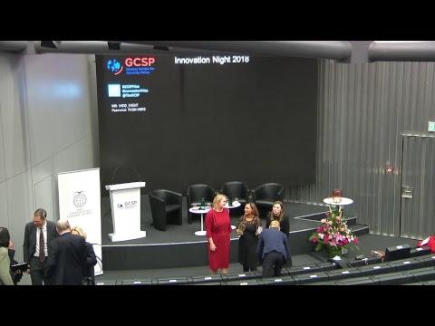GCSP 2018 Innovation Prize Ceremony