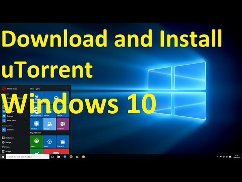 Utorrent download for windows 10 64 bit