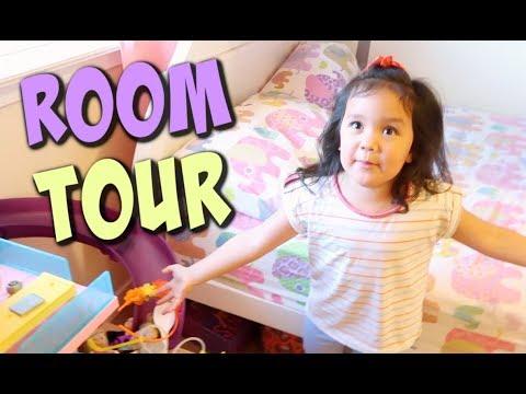 KID'S ROOM TOUR! - itsjudyslife thumbnail