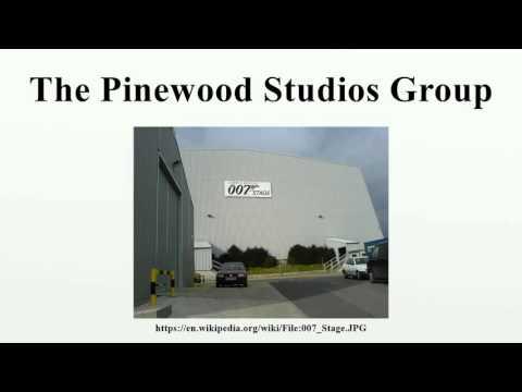 The Pinewood Studios Group