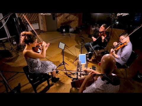 Beethoven String Quartet Op. 18 No. 4, Mvt. 1 - Dover Quartet