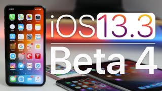 iOS 13.3 Beta 4 is Out! - What's New?