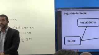Aula Inaugural - INSS - Rodrigo Lelis - Direito Previdenciário - 17 08 15 part01