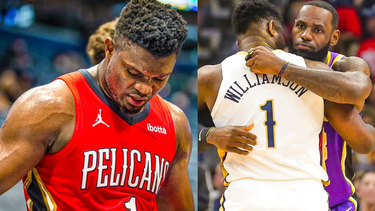 Download Zion Williamson - STRONGEST Moments of 2021 Season