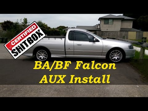 Repeat How to Change Ford Black and White ICC to A Colour Screen! by