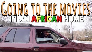Download Clifford Owusu Comedy - In An African Home: Going To The Movies