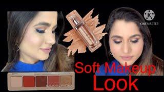 Soft Makeup Look Tutorial    3 Step Makeup Tutorial   Party Makeup 2021❤️ screenshot 4