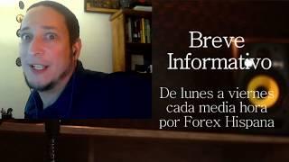 Breve Informativo - Noticias Forex del 24 de Mayo del 2019