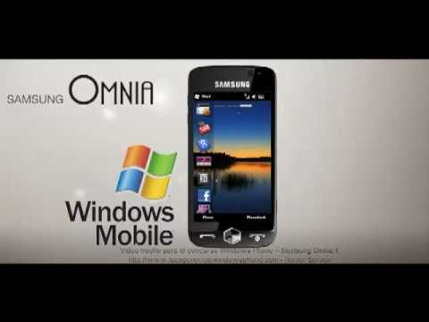 samsung omnia ii youtube rh youtube com Manual De Usuario Samsung Panasonic TC 55Le54 Manual