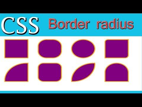 css border radius | web zone
