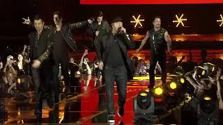 NKOTBOSTON Fenway 2017 LIVE concert - New Kids On The Block