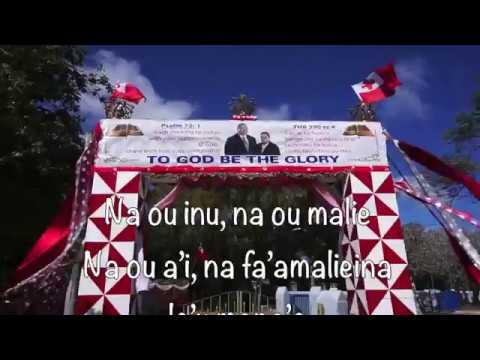 Roscommon School - 2015 Trip to Tonga