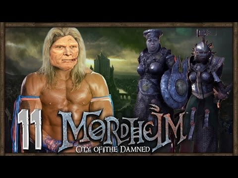 Act 1-2 The Martyr's Mourners - Let's Play Mordheim: City of the Damned (Undead) Part 11