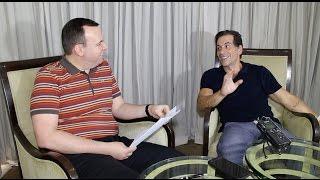 Leandro Hassum revela que seu pai fez parte da máfia italiana. Veja até o fim.