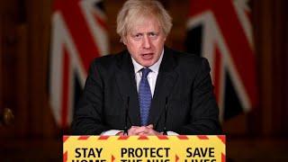 Covid-19 : 100 000 morts au Royaume-Uni, Boris Johnson assume la