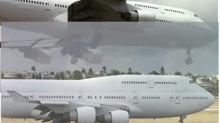 *RARE* WAMOS Air Boeing 747 Arrival and Departure in Barbados |HD