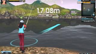 Fish Hunt 世界を釣れ!  オープンβテスト 河口湖.mp4