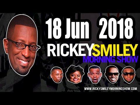 Rickey Smiley Morning  180618