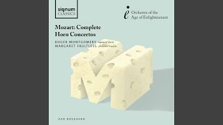 Horn Concerto in E-Flat Major, K.495 No. 4: I. Allegro maestoso