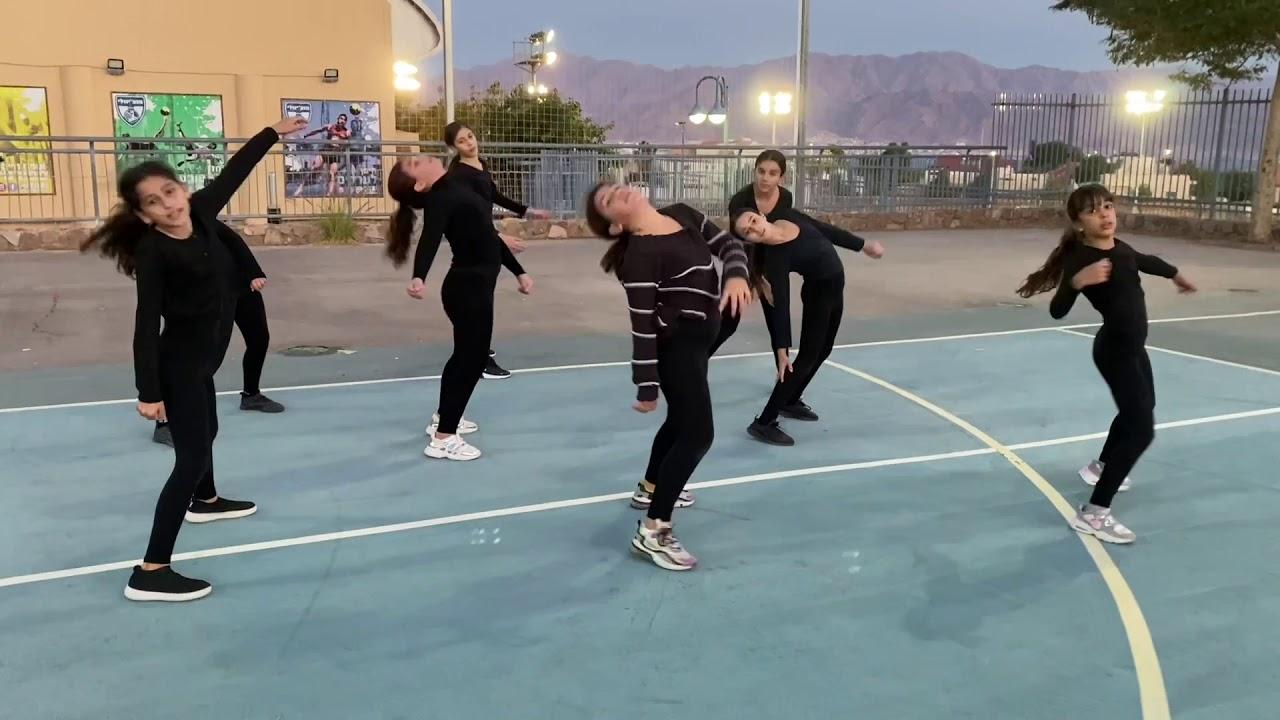 Oh my gawd major laser feat niki Minaj להקת הסוכריות של מרכז הריקוד של שרית קפון