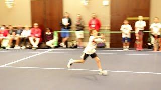 Tennis Games Orange Court. Part 4