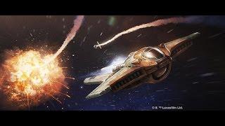 X-Wing - Paul Heaver vs 4 Scyk Interceptor