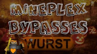 Minecraft - Mineplex Server Bypasses - WURST (2.7) 1.8.x Hacked Client (with ForceOP) - WiZARD HAX