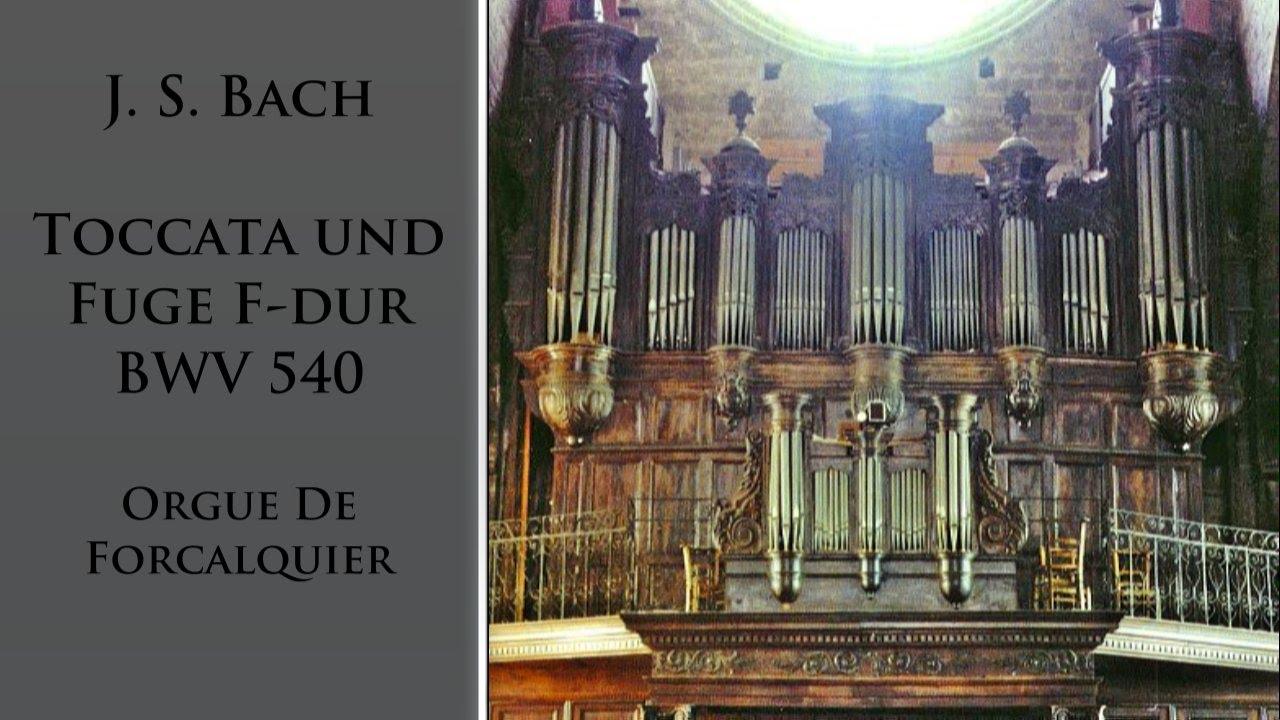 Bach Toccata Und Fuge