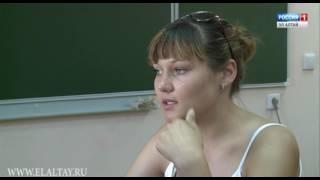 В Горно-Алтайском госуниверситете стартовала приемная кампания