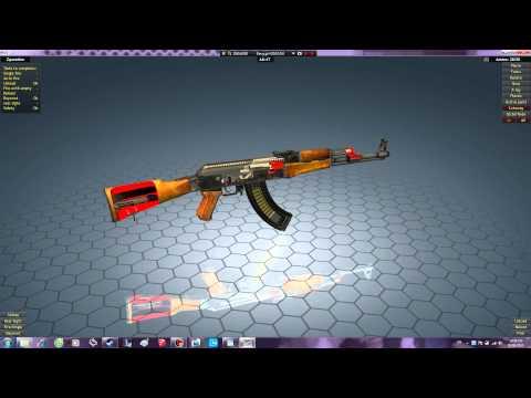 Cấu tạo, cách tháo-lắp và nguyên lý hoạt động của súng AK-47