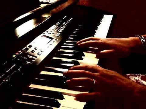 Jean-Jacques Goldman - Puisque tu pars - For Piano solo