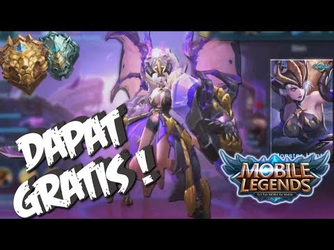 YES ! DAPAT FREYA GRATIS xD - Mobile Legends Indonesia #7