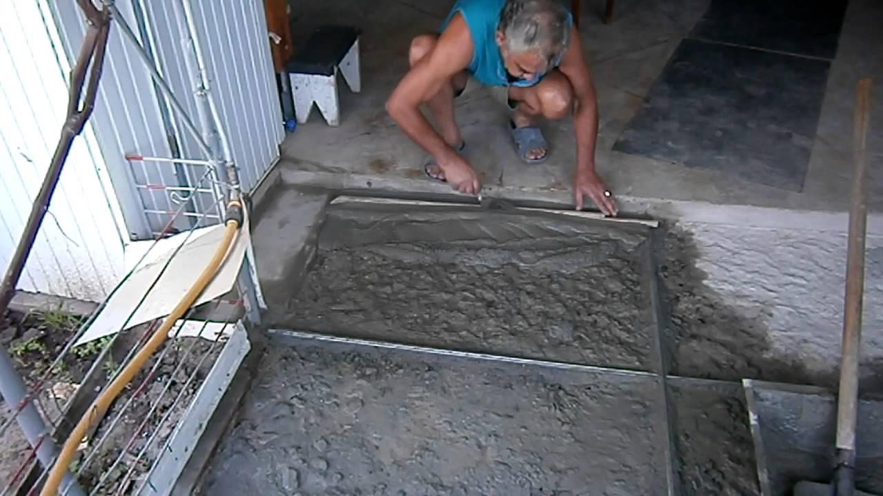 Ремонт старого бетона струнино бетон