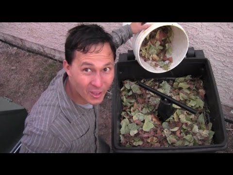 Toter Trash Can Continuous Flow Compost Bin Review
