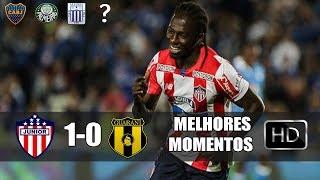 Junior Barranquilla 1x0 Guarani / Melhores Momentos / Libertadores 2018