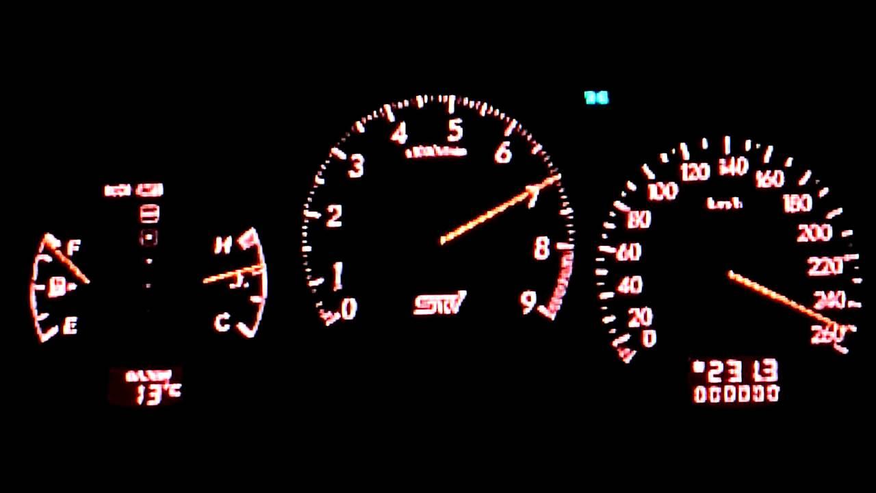 Subaru Impreza WRX STI Spec C RA Top Speed Run -GT6- - YouTube