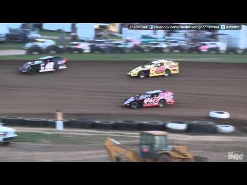 Spoon River Speedway | 8.31.14 | American Modified Series | Summit Racing Equipment Heat 1