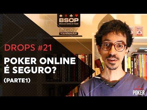 POKER ONLINE É SEGURO? (parte 1) | Poker.Drops #21
