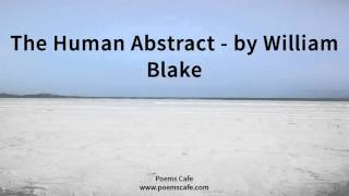 the human abstract william blake