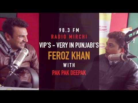 Feroz Khan & Pak Pak Deepak | Full Interview | Promotion Time Brand New Song GABRU 2015