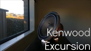 Kenwood SW-06HT-S Subwoofer (Free Air)!!