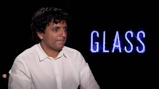 Glass Interview with Director M. Night Shyamalan